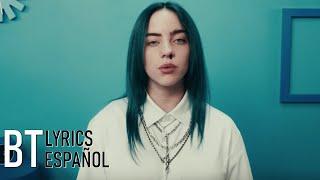 Billie Eilish - bad guy (Lyrics Español) Video Official