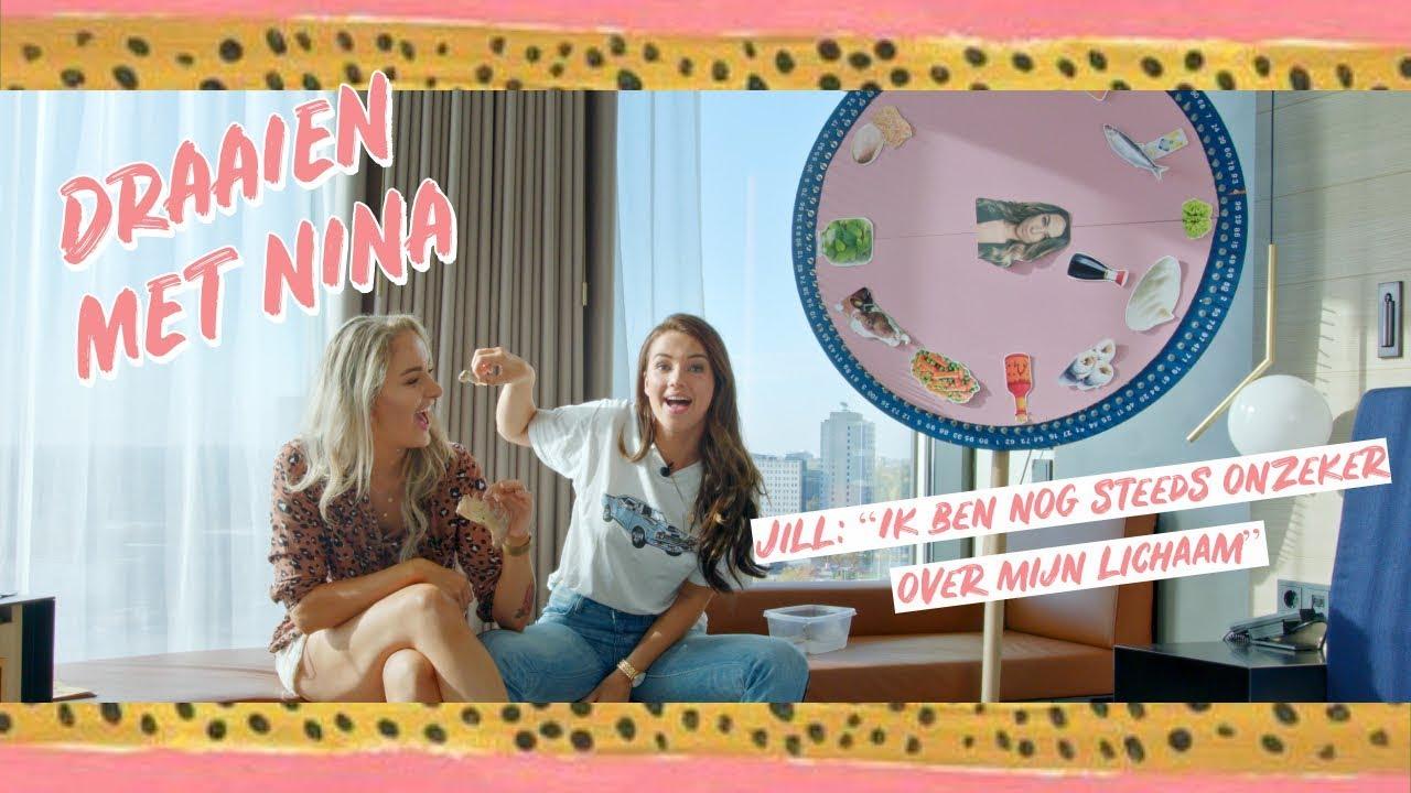 Wie vond JILL VAN DOOREN het minst leuk van de familie Knol || Draaien met Nina #3 || NINA WARINK