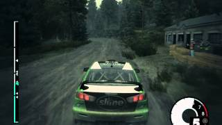 Dirt 3 pc gameplay GTS 250