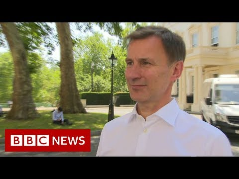 Jeremy Hunt 'disappointed'