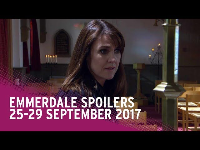 Emmerdale spoilers: Aaron covers for Robert after Liv's