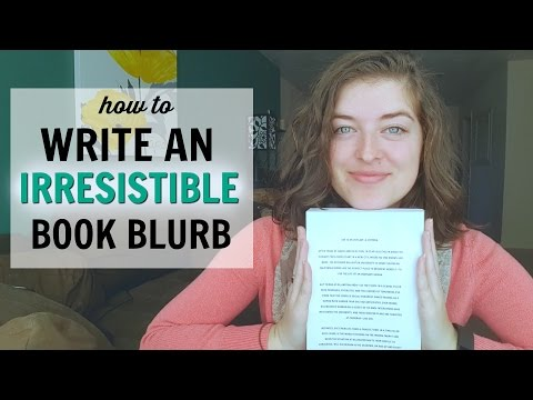 How to Write an Irresistible Book Synopsis