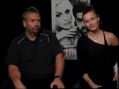 Stephanie Ripstein interviews  Movie Director Luc Besson & Actress Rie Rasmussen