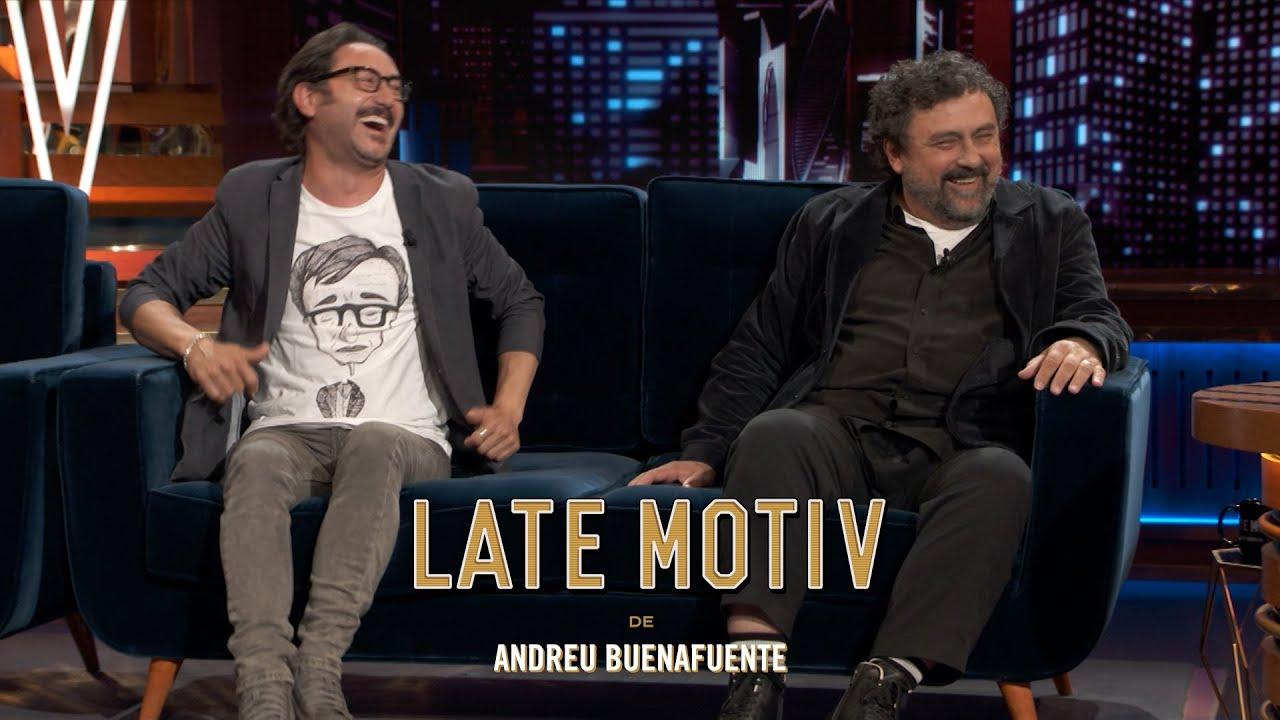 LATE MOTIV - Paco Tous y Carlos Santos. Los nuevos hombres de Paco   #LateMotiv857
