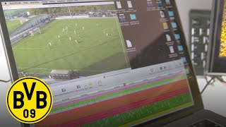 Inside BVB - Part 1: Before the game | Video Analysis at Borussia Dortmund