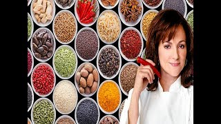 Indian SPICES (Masala मसाला)Herbs Names in Hindi & English with Pictures + Pronunciation Tips ctt