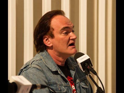 Quentin Tarantino sur Radio Lumière 2/3