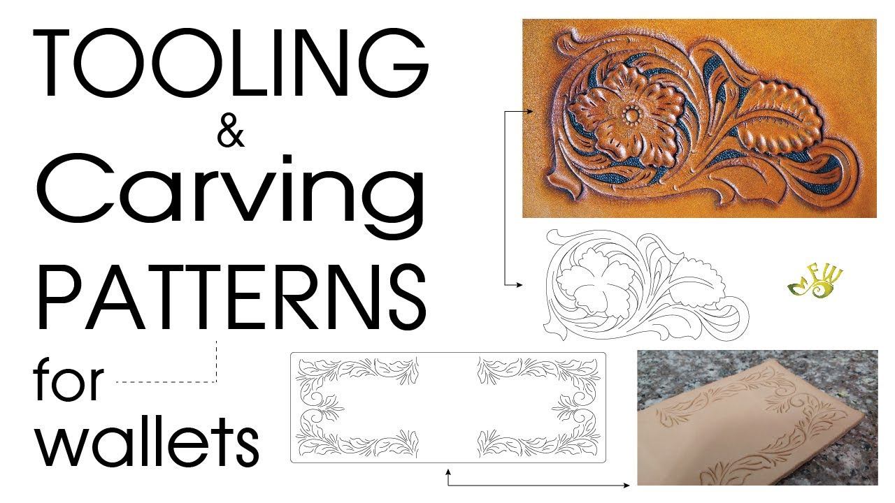 picture regarding Free Printable Leather Belt Tooling Patterns known as No cost Printable Models - FISCHER WORKSHOPS