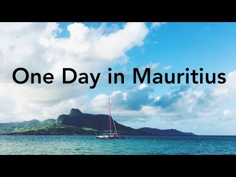 One Day in Mauritius