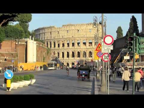 Rome Colosseum Palatine Hill Forum Circus Maximus Tiber Vittorio Emanuele