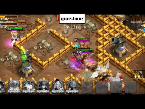 Playing around with the Guardian army! and how to raid dungeon D4S2