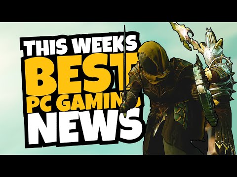 New World Is Real Fun, New Clancy FPS, Warframe Stuff | This Weeks PC Gaming News