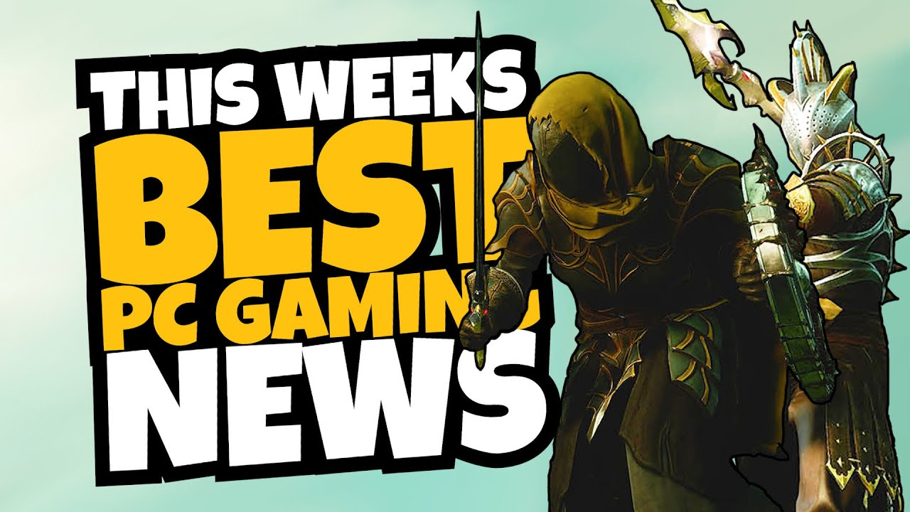 New World Is Real Fun, New Clancy FPS, Warframe Stuff   This Weeks PC Gaming News