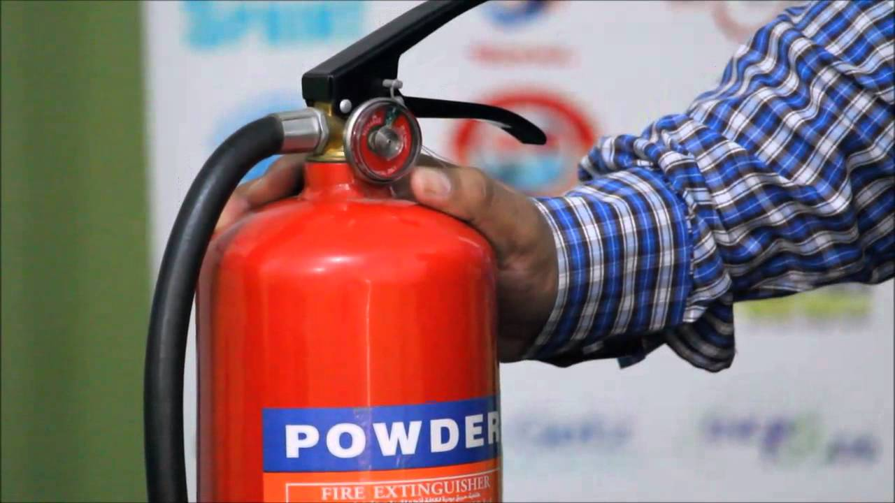 Fire extinguisher inspection checklist by imran shahbaz youtube thecheapjerseys Images