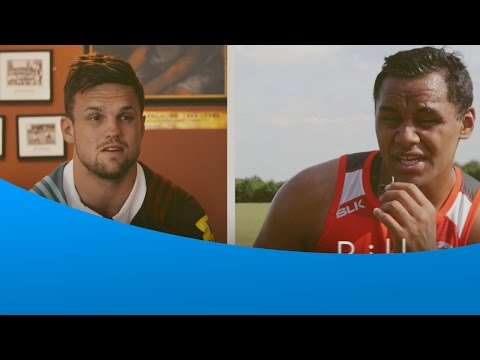 Jack Clifford and Billy Vunipola take on the London Double Header Quiz