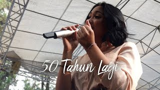 Marion Jola - 50 Tahun Lagi (Live At Ciwalk, Bandung)