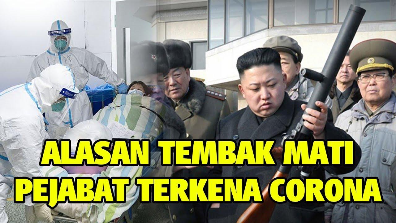 Alasan Kim Jong Un Tembak Mati Seorang Pejabat yang Terjangkit Virus Corona