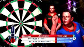 PDC World Championship Darts 2008 [Xbox 360, 2008]: Licensed Video Games #052