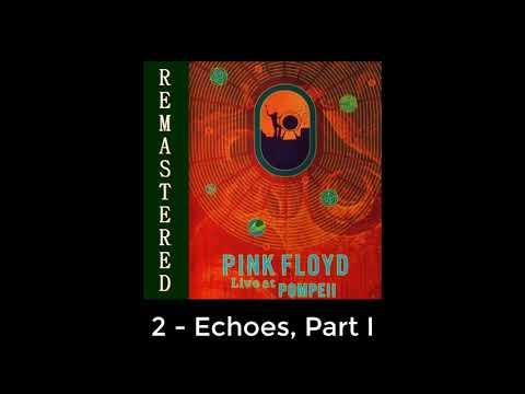 Live At Pompeii - Pink Floyd [CD] REMASTER