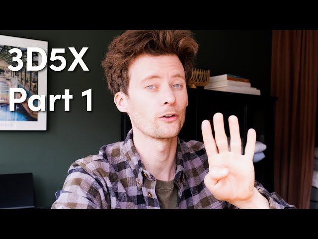 3D5X Exercises Part 1