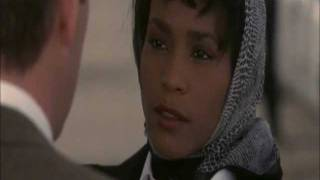 Whitney Houston - I Will Always Love You [Final Scene of The Bodyguard](R.I.P Whitney. This video's for you and your fans. You will be missed. All rights of this song and clip to their rightful and well-respected owners. This video is ..., 2012-02-12T06:26:17.000Z)