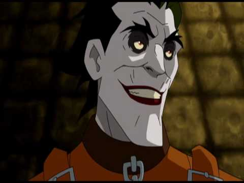 Ladies and Gentlemen, I bring you... John DiMaggio as THE JOKER!