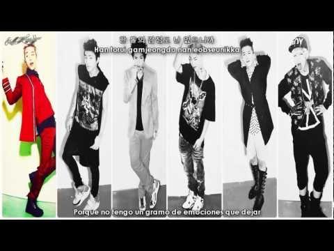 B.A.P - 음성메시지 (Voicemail) [Sub Español + Hangul + Rom] + MP3 Download
