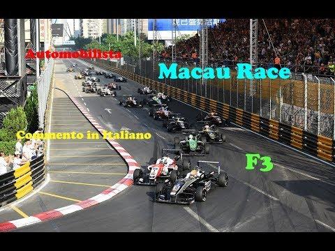 Automobilista: Gara Formula 3 sul circuito di Macau! Commento in Italiano