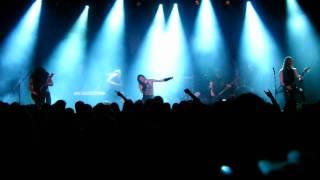 Finntroll (feat Masha / Arkona): Jaktens Tid  - Live in Antwerpen Heidenfest 16/10/2011