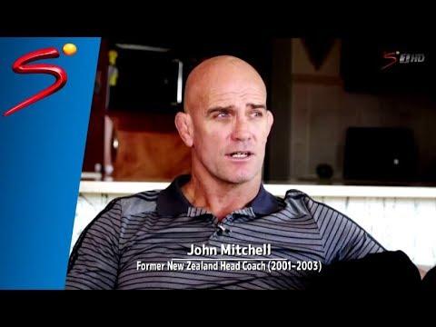 First XV - John Mitchell interview