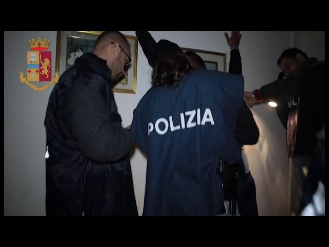 Arrestati tre palermitani per la rapina ai danni del Credem di Trapani