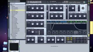 Ode to Oi Synth Tutorial Massive .KSD DOWNLOAD