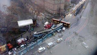 Dlaczego we Wrocławiu dochodzi do tak dużej liczby awarii i kolizji z udziałem tramwajów?