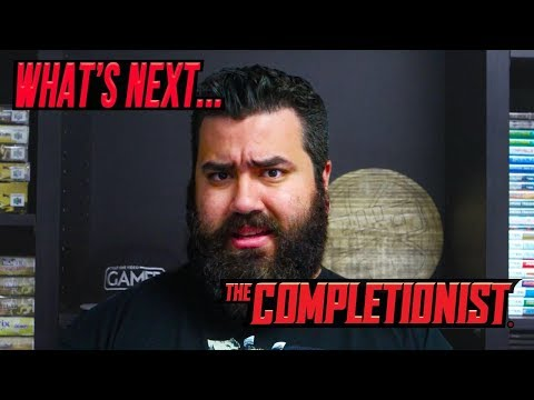The Future of The Completionist   Channel Update