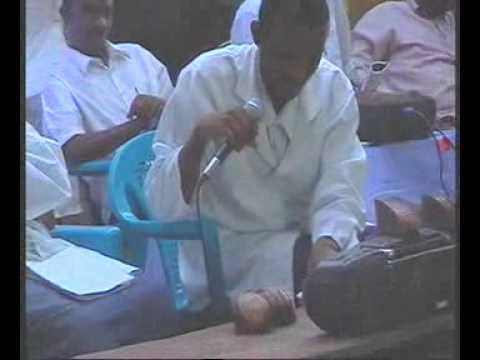 Symposium of Harmful Habits Ktrandj Region 2008,University of Khartoum