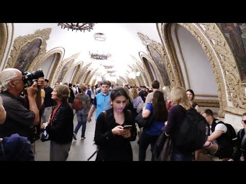 Magnificent Moscow Metro - Art and Architecture