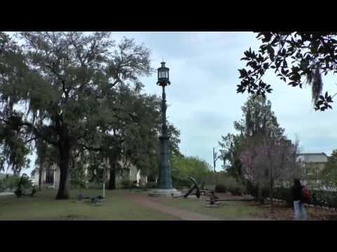 Georgia - Savannah Harbor Lighthouse
