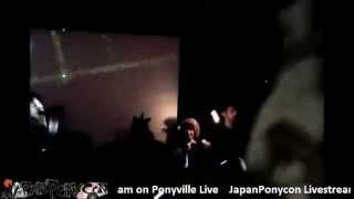Japan Ponycon 2015 Spring:DJ Night