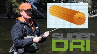 Airflo Super-Dri Nymph/Indicator Line with Kelly Galloup from Fishtec