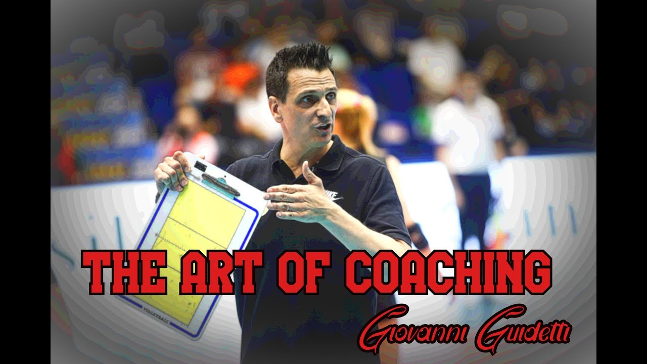 Andrea Anastasi Facebook volleyball explained: the art of coaching