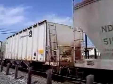 Train at Georgetown, DE.