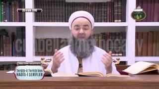 Cübbeli Ahmet Hoca ile Hadis-i Şerifler 38. Bölüm 26 Aralık 2016