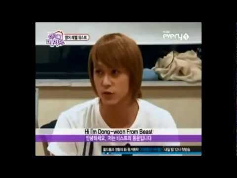 BEAST Dongwoon and BTOB Sungjae Studied English in the Philippines