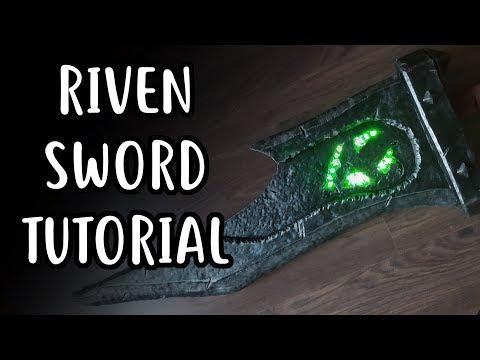 Riven Sword tutorial (Awaken) ~ League of Legends