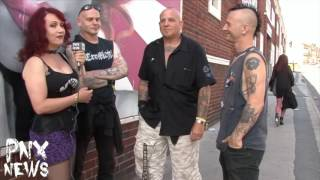 PNX NEWS (Punks News)  - DISCHARGE at Rebellion Festival 2016