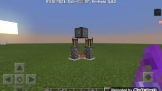видео Как в Minecraft сделать пушку с модом и без