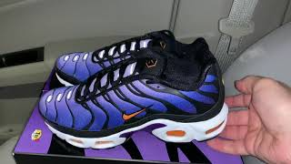 Nike Air Max Plus OG Voltage Purple shoes