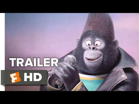 Thumbnail: Sing Official Trailer #1 (2016) - Scarlett Johansson, Matthew McConaughey Movie HD
