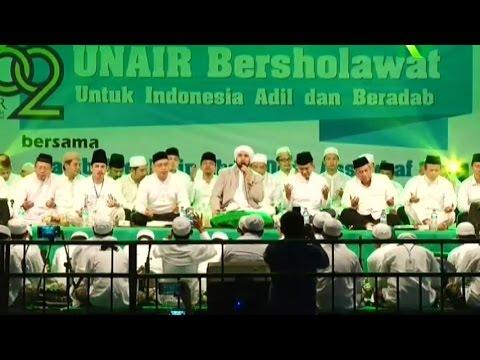 Habib Syech - UNAIR Bersholawat