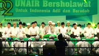 Video Habib Syech - UNAIR Bersholawat download MP3, 3GP, MP4, WEBM, AVI, FLV September 2017